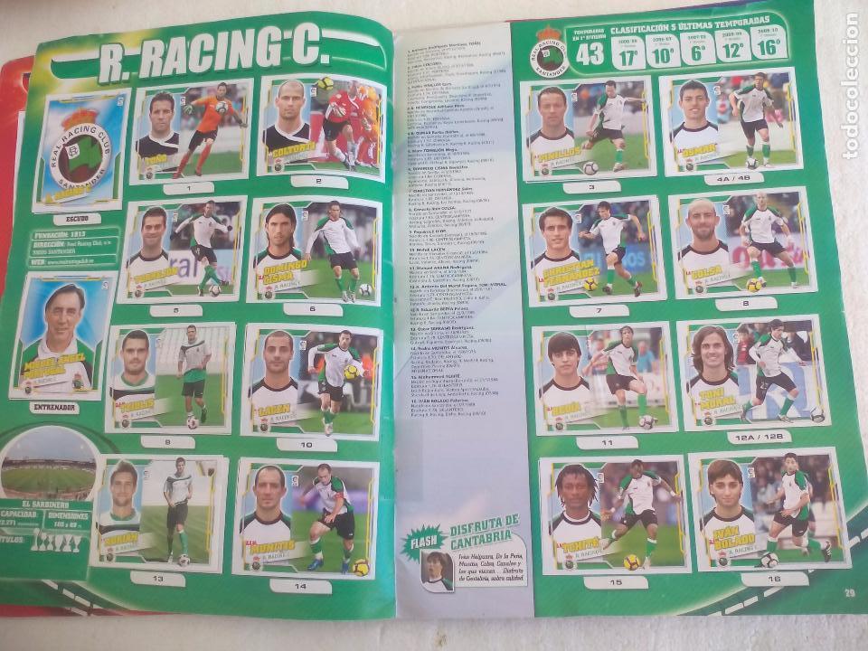 Coleccionismo deportivo: Album de Cromos Liga 2010 2011, Liga de Futbol, colecciones Este, Panini. Unos 300 cromos - Foto 16 - 92008840