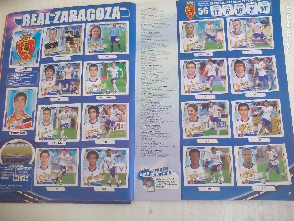 Coleccionismo deportivo: Album de Cromos Liga 2010 2011, Liga de Futbol, colecciones Este, Panini. Unos 300 cromos - Foto 22 - 92008840