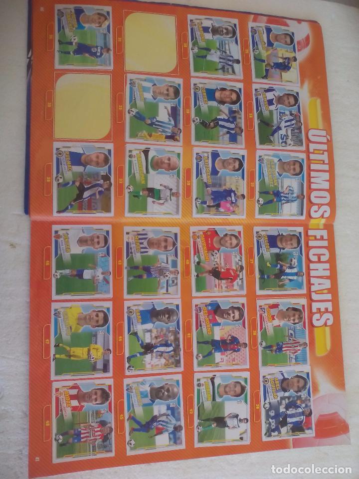 Coleccionismo deportivo: Album de Cromos Liga 2010 2011, Liga de Futbol, colecciones Este, Panini. Unos 300 cromos - Foto 25 - 92008840