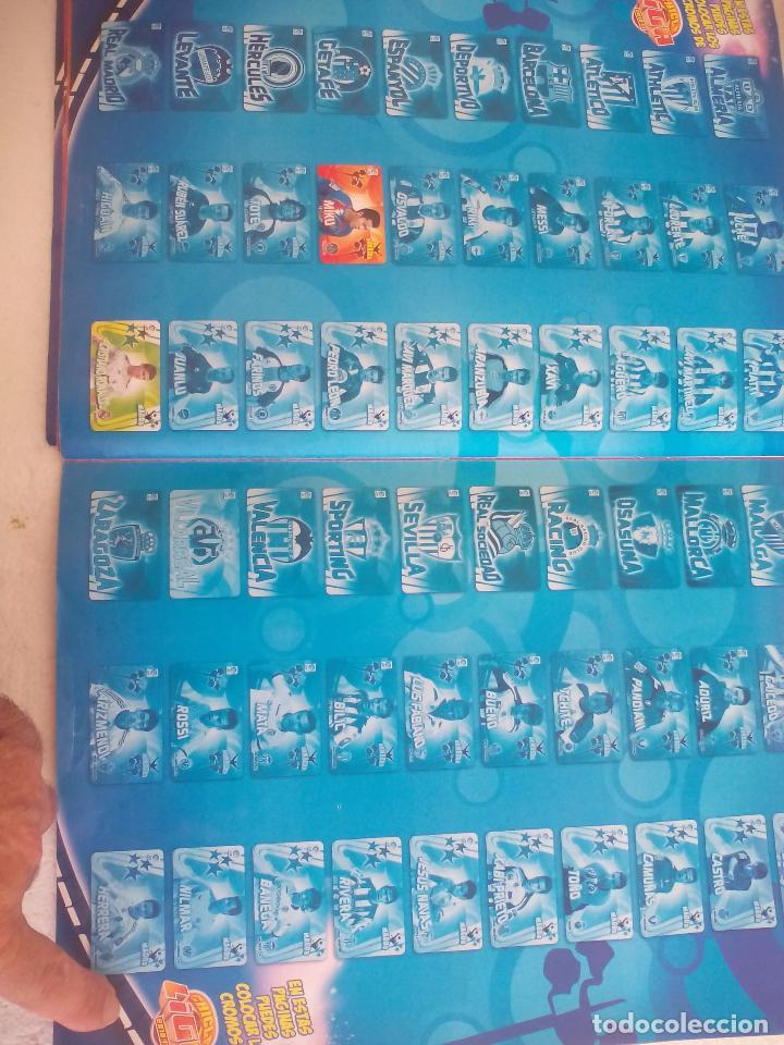 Coleccionismo deportivo: Album de Cromos Liga 2010 2011, Liga de Futbol, colecciones Este, Panini. Unos 300 cromos - Foto 27 - 92008840
