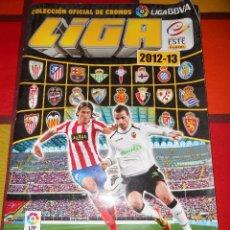 Coleccionismo deportivo: ÁLBUM LIGA 12/13 EDICIONES DEL ESTE.. Lote 93714835