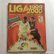 Coleccionismo deportivo: ÁLBUM LIGA 1999 2000 PANINI. Lote 94375386