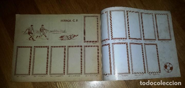 Coleccionismo deportivo: RUIZ ROMERO 1970 ALBUM VACIO SIN CROMOS. LIGA FUTBOL 1969 - 1970 - Foto 4 - 94781915