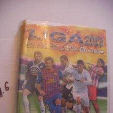 Coleccionismo deportivo: ALBUM LIGA FUTBOL 2012-2013. Lote 94803983