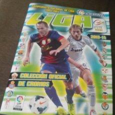 Coleccionismo deportivo: MAGNIFICO ALBUM LIGA ESTE 13-14, CASI COMPLETO. Lote 94870235