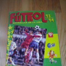 Coleccionismo deportivo: ALBUM PANINI LIGA TEMPORADA 1993/1994 93/94 . Lote 94926519