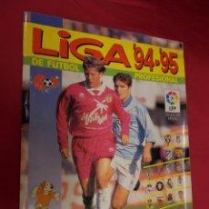 Coleccionismo deportivo: ALBUM DE CROMOS INCOMPLETO. LIGA 94-95. PANINI. FALTAN 101 CROMOS.. Lote 94942159