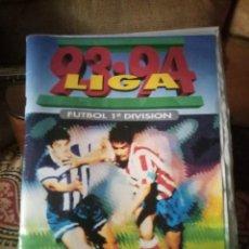 Coleccionismo deportivo: ALBUM LIGA 93 94 1993 1994 . Lote 95033259