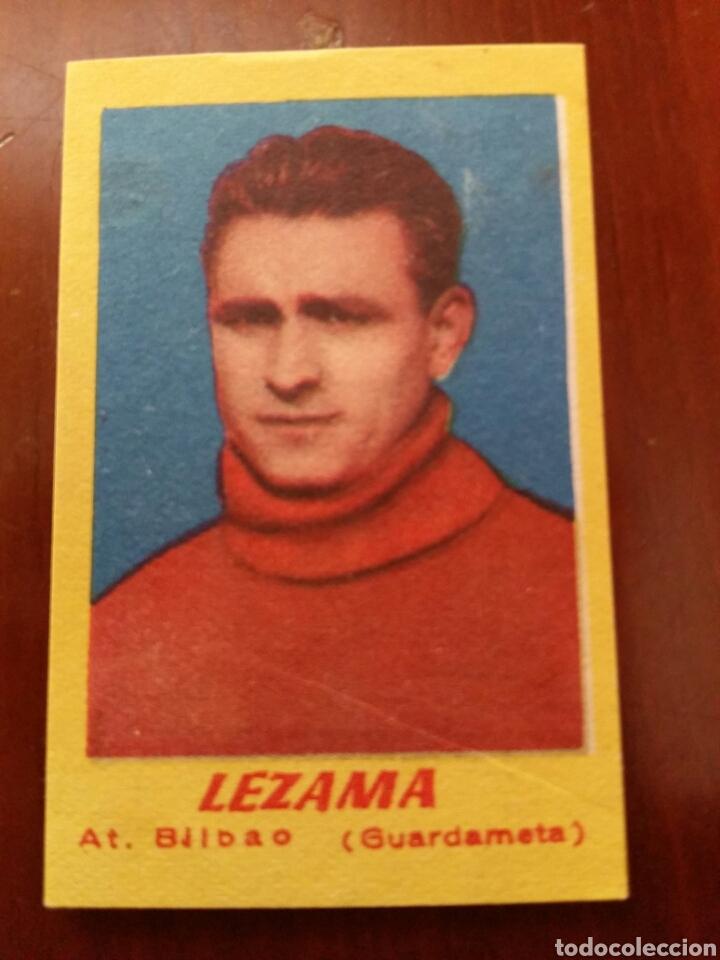 ESTE CROMO BRUGUERA 1950 1951 - 50-51 -CAMPEONES 1 DIVISION AT. BILBAO COMO NUEVO LEZAMA (Coleccionismo Deportivo - Álbumes y Cromos de Deportes - Álbumes de Fútbol Incompletos)
