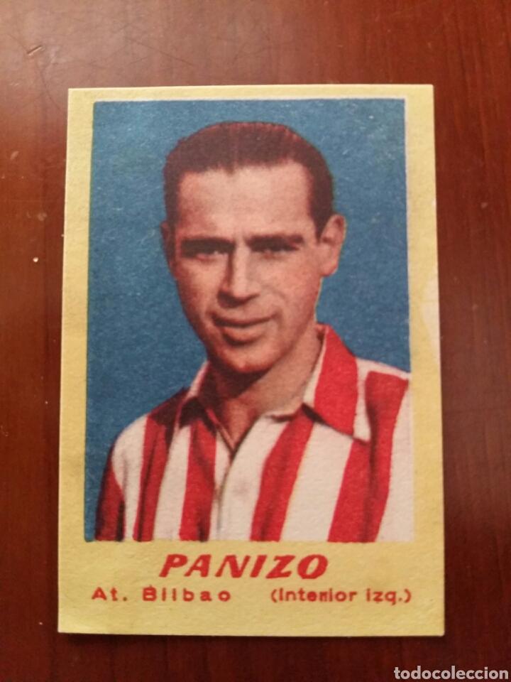 ESTE CROMO BRUGUERA 1950 1951 - 50-51 -CAMPEONES 1 DIVISION AT. BILBAO COMO NUEVO PANIZO (Coleccionismo Deportivo - Álbumes y Cromos de Deportes - Álbumes de Fútbol Incompletos)