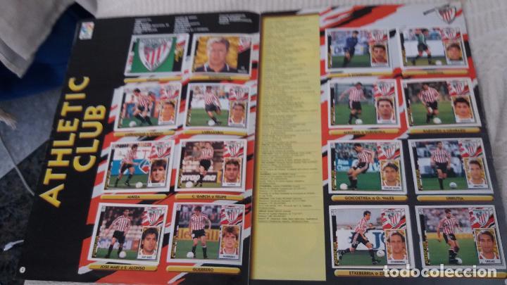 Coleccionismo deportivo: 97/98 ESTE. Album muy completo coloca fichaje baja dobles. Leer DESCRIPCIÓN - Foto 3 - 95732739