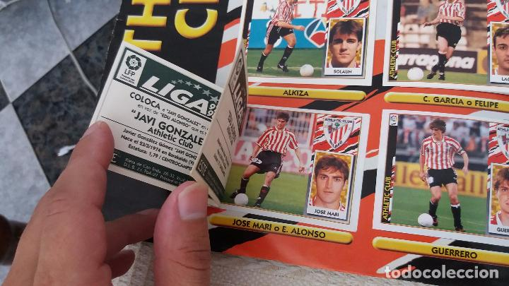Coleccionismo deportivo: 97/98 ESTE. Album muy completo coloca fichaje baja dobles. Leer DESCRIPCIÓN - Foto 4 - 95732739