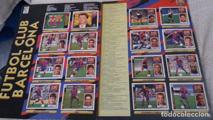 Coleccionismo deportivo: 97/98 ESTE. Album muy completo coloca fichaje baja dobles. Leer DESCRIPCIÓN - Foto 5 - 95732739