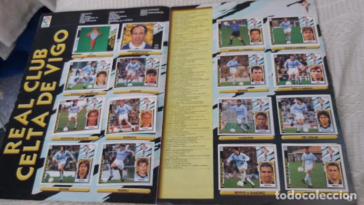 Coleccionismo deportivo: 97/98 ESTE. Album muy completo coloca fichaje baja dobles. Leer DESCRIPCIÓN - Foto 8 - 95732739