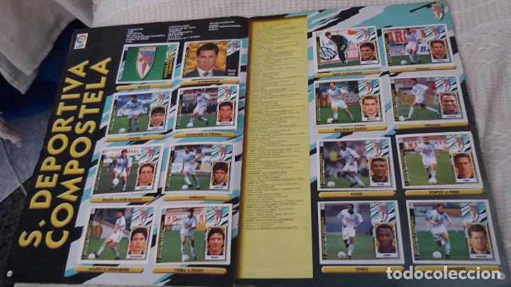 Coleccionismo deportivo: 97/98 ESTE. Album muy completo coloca fichaje baja dobles. Leer DESCRIPCIÓN - Foto 9 - 95732739
