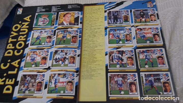 Coleccionismo deportivo: 97/98 ESTE. Album muy completo coloca fichaje baja dobles. Leer DESCRIPCIÓN - Foto 10 - 95732739