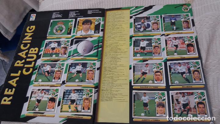 Coleccionismo deportivo: 97/98 ESTE. Album muy completo coloca fichaje baja dobles. Leer DESCRIPCIÓN - Foto 11 - 95732739