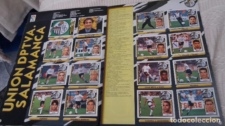 Coleccionismo deportivo: 97/98 ESTE. Album muy completo coloca fichaje baja dobles. Leer DESCRIPCIÓN - Foto 12 - 95732739