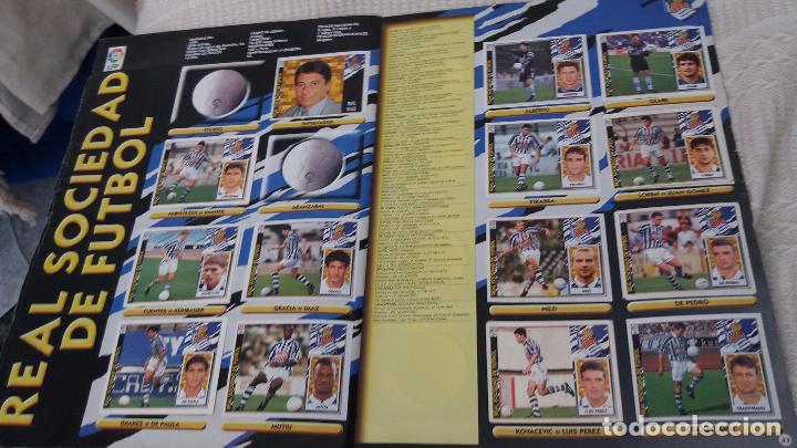 Coleccionismo deportivo: 97/98 ESTE. Album muy completo coloca fichaje baja dobles. Leer DESCRIPCIÓN - Foto 13 - 95732739