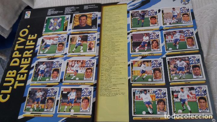 Coleccionismo deportivo: 97/98 ESTE. Album muy completo coloca fichaje baja dobles. Leer DESCRIPCIÓN - Foto 14 - 95732739