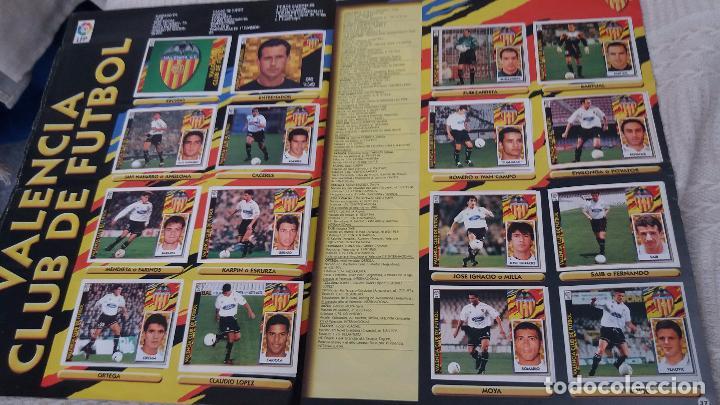 Coleccionismo deportivo: 97/98 ESTE. Album muy completo coloca fichaje baja dobles. Leer DESCRIPCIÓN - Foto 15 - 95732739