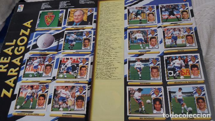 Coleccionismo deportivo: 97/98 ESTE. Album muy completo coloca fichaje baja dobles. Leer DESCRIPCIÓN - Foto 17 - 95732739