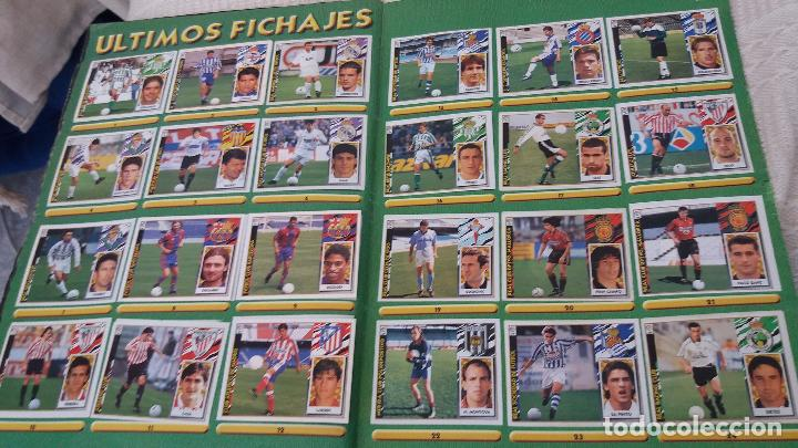 Coleccionismo deportivo: 97/98 ESTE. Album muy completo coloca fichaje baja dobles. Leer DESCRIPCIÓN - Foto 18 - 95732739