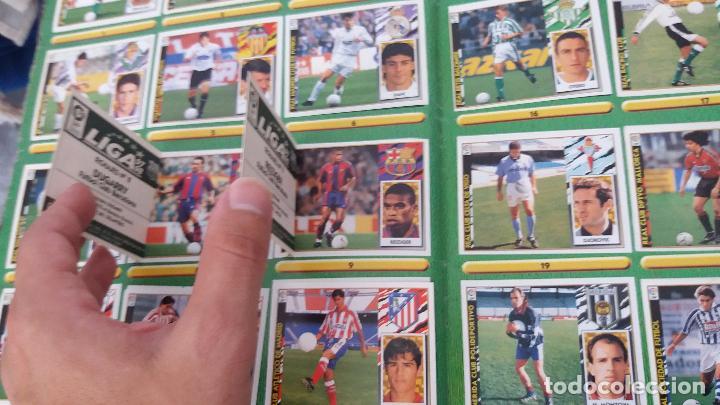 Coleccionismo deportivo: 97/98 ESTE. Album muy completo coloca fichaje baja dobles. Leer DESCRIPCIÓN - Foto 20 - 95732739