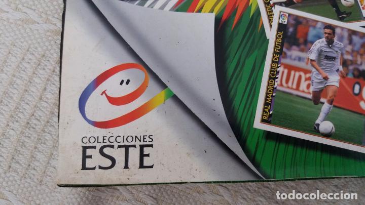 Coleccionismo deportivo: 97/98 ESTE. Album muy completo coloca fichaje baja dobles. Leer DESCRIPCIÓN - Foto 23 - 95732739