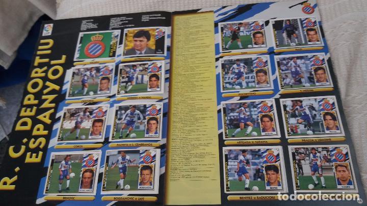 Coleccionismo deportivo: 97/98 ESTE. Album muy completo coloca fichaje baja dobles. Leer DESCRIPCIÓN - Foto 24 - 95732739