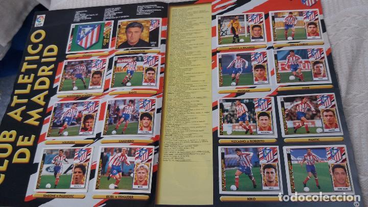 Coleccionismo deportivo: 97/98 ESTE. Album muy completo coloca fichaje baja dobles. Leer DESCRIPCIÓN - Foto 26 - 95732739