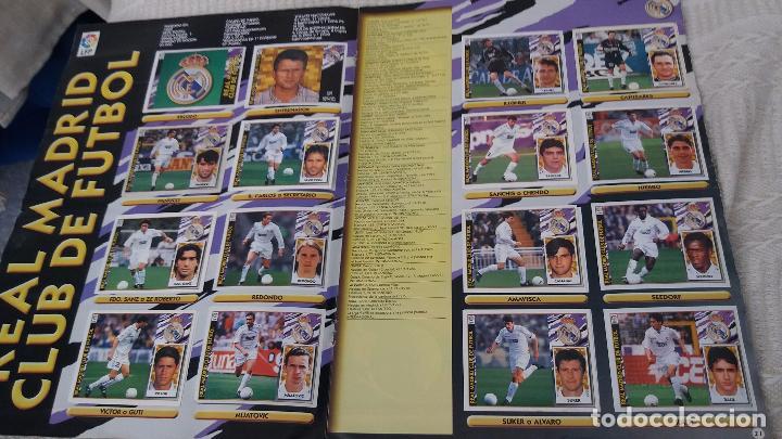 Coleccionismo deportivo: 97/98 ESTE. Album muy completo coloca fichaje baja dobles. Leer DESCRIPCIÓN - Foto 27 - 95732739