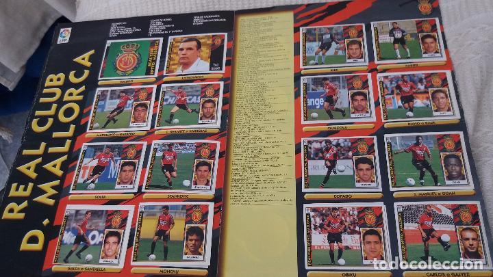 Coleccionismo deportivo: 97/98 ESTE. Album muy completo coloca fichaje baja dobles. Leer DESCRIPCIÓN - Foto 28 - 95732739