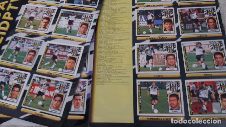 Coleccionismo deportivo: 97/98 ESTE. Album muy completo coloca fichaje baja dobles. Leer DESCRIPCIÓN - Foto 29 - 95732739