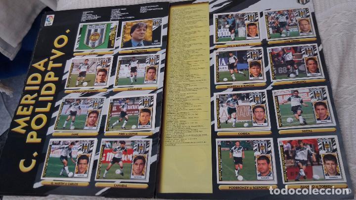 Coleccionismo deportivo: 97/98 ESTE. Album muy completo coloca fichaje baja dobles. Leer DESCRIPCIÓN - Foto 30 - 95732739