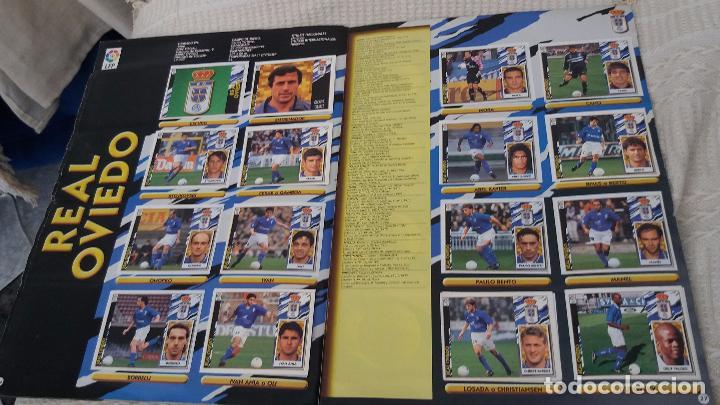 Coleccionismo deportivo: 97/98 ESTE. Album muy completo coloca fichaje baja dobles. Leer DESCRIPCIÓN - Foto 31 - 95732739