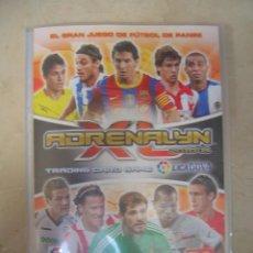 Coleccionismo deportivo: ALBUM ADRENALYN 2010 2011, CON 50 FALTAS. Lote 95856147