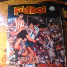 Coleccionismo deportivo: ALBUM ESTE BASTANTE COMPLETO. Lote 96182503