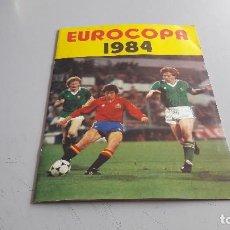 Coleccionismo deportivo: ALBUM EUROCOPA 1984 FANS TODO EN FOTOS. Lote 96216655