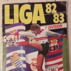 Coleccionismo deportivo: ALBUM INCOMPLETO LA LIGA 82-83. Lote 96294068
