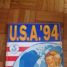 Coleccionismo deportivo: ALBUM DE CROMOS USA 94 SL ITALY. Lote 96376248