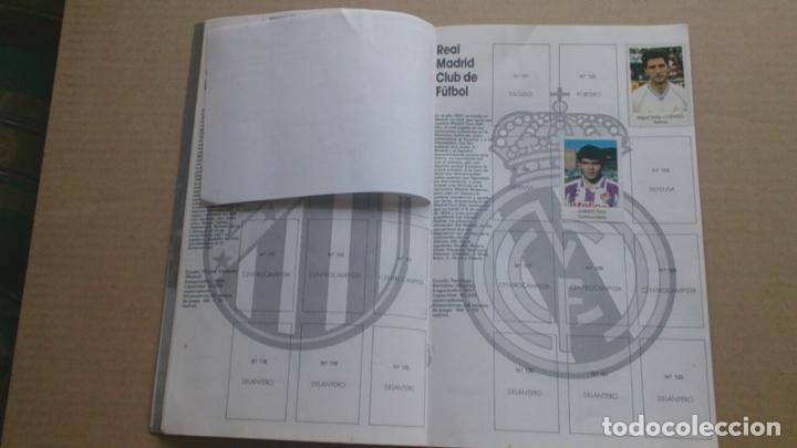Coleccionismo deportivo: ÀLBUM CROMOS BIMBO LIGA FUTBOL91-92, INCOMPLETO - Foto 5 - 96480663
