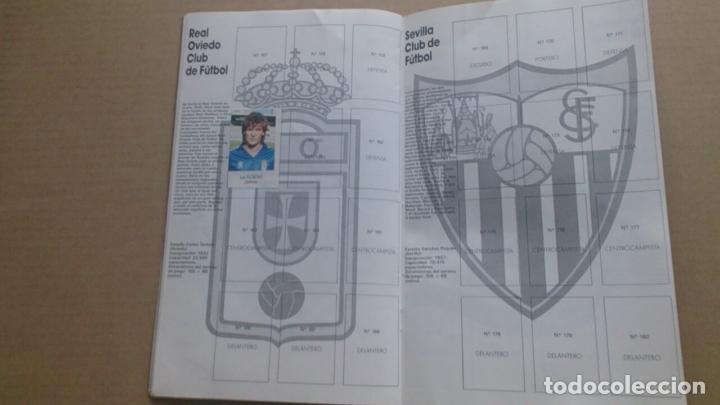 Coleccionismo deportivo: ÀLBUM CROMOS BIMBO LIGA FUTBOL91-92, INCOMPLETO - Foto 7 - 96480663