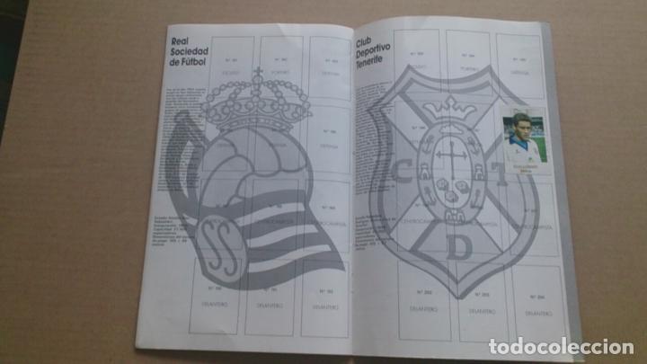 Coleccionismo deportivo: ÀLBUM CROMOS BIMBO LIGA FUTBOL91-92, INCOMPLETO - Foto 8 - 96480663