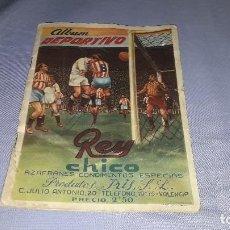 Coleccionismo deportivo: ALBUM DE LA LIGA 1953-54 MUY RARO Y UNICO EN TODOCOLECCION,VACIO. Lote 96583163