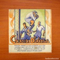 Coleccionismo deportivo: COLECCIÓN DEPORTIVA 1943 - GERMÁN TORREGROSA - NOVELDA. Lote 96755803