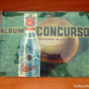 Coleccionismo deportivo: ÁLBUM CONCURSO LA CASERA - LIGA 1964-1965, 64-65 - A FALTA DE 8 CROMOS. Lote 96765767