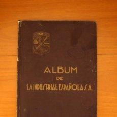 Coleccionismo deportivo: ÁLBUM GALLETAS LA INDUSTRIAL ESPAÑOLA - AÑO 1932 - VER FOTOS Y EXPLICACIONES INTERIORES. Lote 96766299