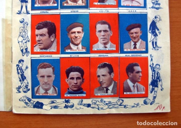 Coleccionismo deportivo: Futbolistas famosos, Liga 1953-1954, 53-54 - Editorial Fher - ver fotos e información interior - Foto 4 - 97756639
