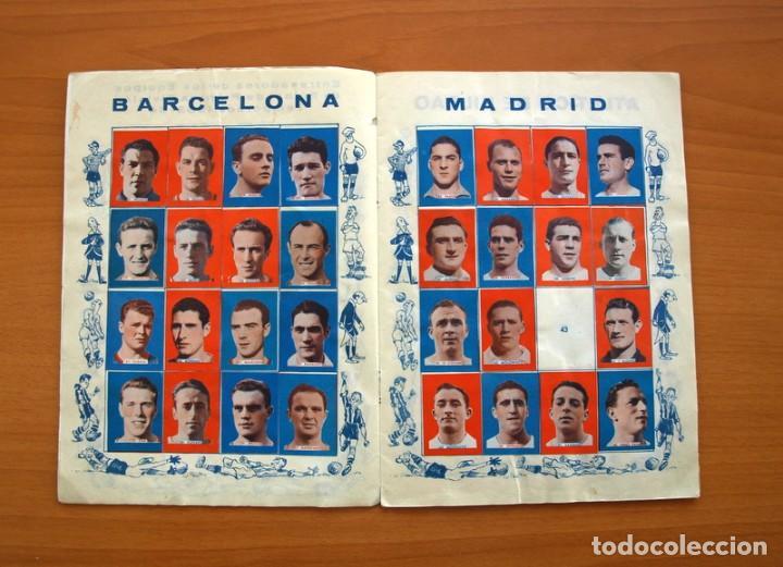 Coleccionismo deportivo: Futbolistas famosos, Liga 1953-1954, 53-54 - Editorial Fher - ver fotos e información interior - Foto 5 - 97756639
